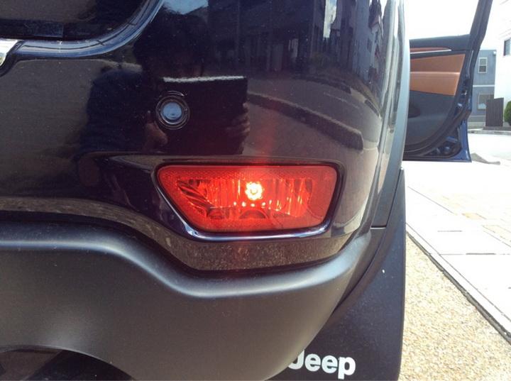 Jeep LED-Rear Fog Light 05