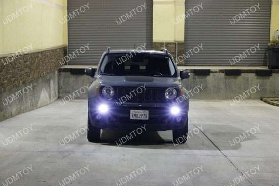 Jeep Renegade LED Daytime Running Lights 04
