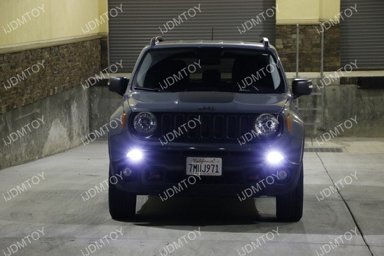 Jeep Renegade LED Daytime Running Lights 05