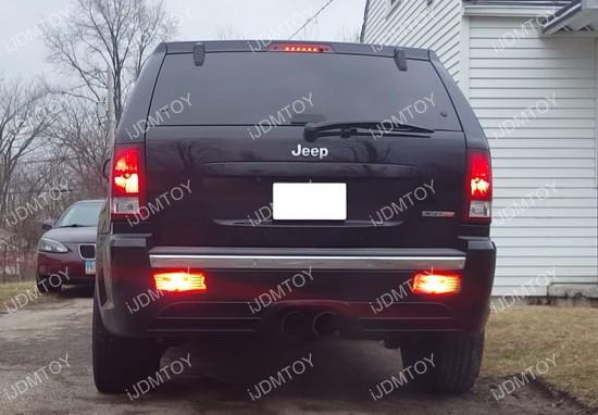 Jeep Grand Cherokee WK LED Rear Fog Light 04
