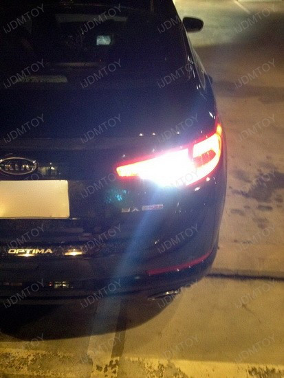 Kia Optima LED Backup Reverse Lights 2