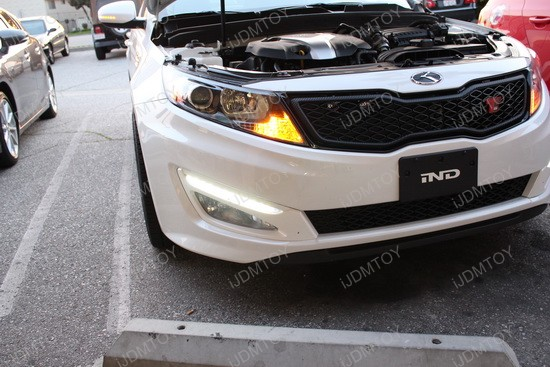 Honda Civic Si LED Interior Strip Lights 2