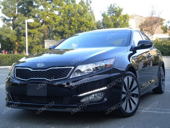 Kia Optima LED DRL 01