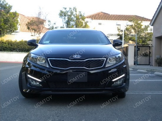 Kia Optima LED DRL 02