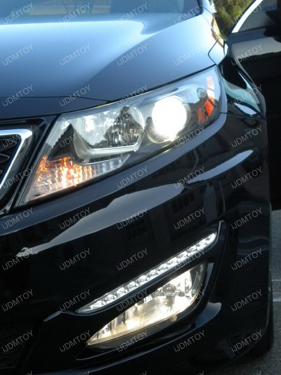 Kia Optima LED DRL 03