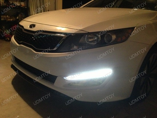 Kia Optima OEM DRL 2