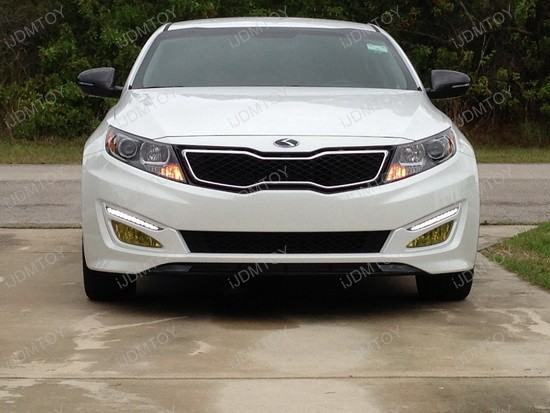 Kia Optima OEM DRL 3