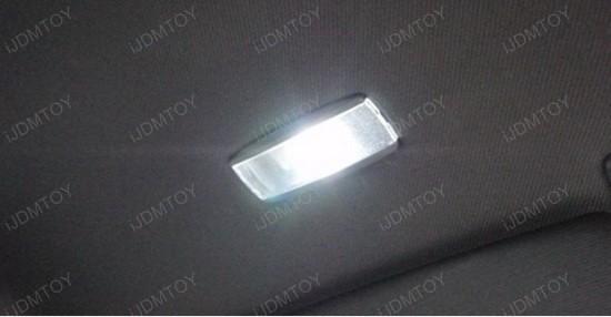 6-SMD D42mm LED Bulbs 5