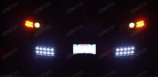 Audi Style SMD Flexible LED Strip Lights 6