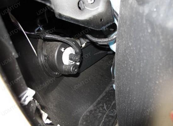 Chevy Camaro SS/RS LED Daytime Running Lights 3
