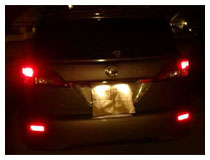 Nissan Quest LED Bumper Reflector Installation