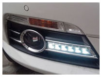 Volkswagen CC OEM Fit LED Daytime Running Lights Installation (For 70-732)