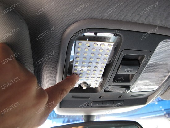 Ijdmtoy Installation Diy Guide For Led Interior Dome Map Light Bulbrhstoreijdmtoy: Acura Tl Dome Light Harness At Elf-jo.com