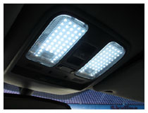 2004-2008 Acura TL Direct Fit LED Interior Package Installation