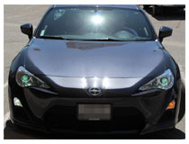Install Load Resistor For Scion FRS LED turn signal lights