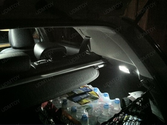 LED Interior Panel Lights