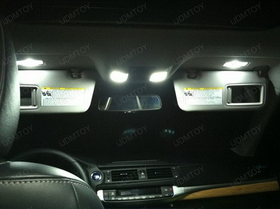 LED Interior Panel Lights 3