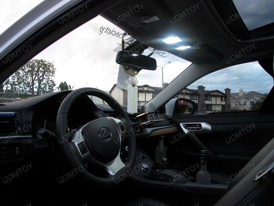 Lexus CT200h Complete LED Interior Package 2