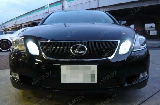 Lexus GS350 168 LED Parking Lights 1