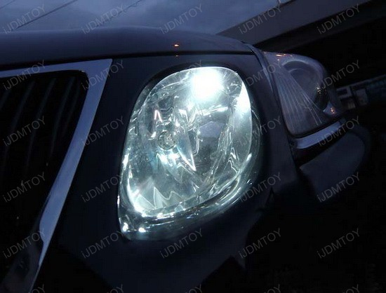 Lexus GS350 168 LED Parking Lights 2