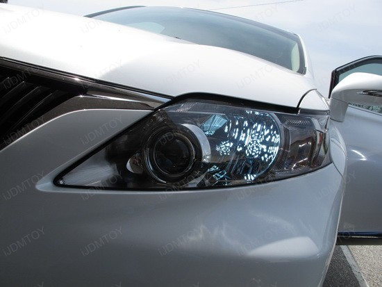 Lexus RX350 9005 LED DRL 4