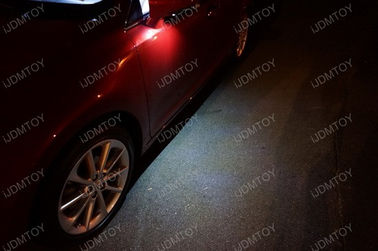 Lexus CT200h LED Lights 3