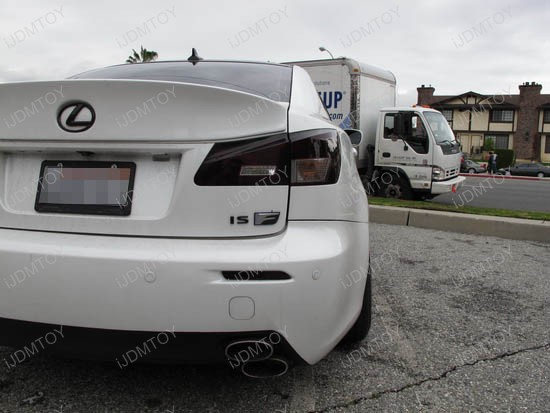 Lexus IS-F LED Bumper Reflectors 3