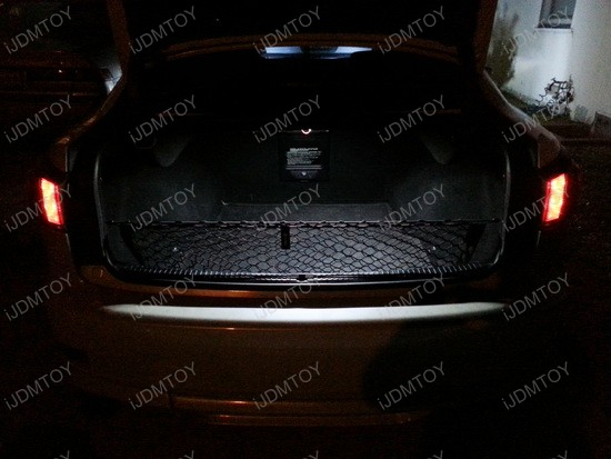 Lexus IS350 LED Strip for Trunk 1