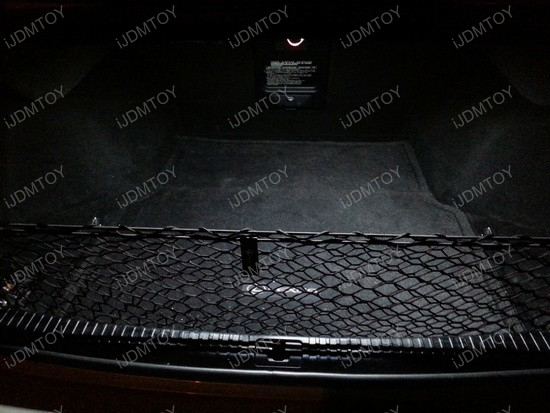 Lexus IS350 LED Strip for Trunk 2