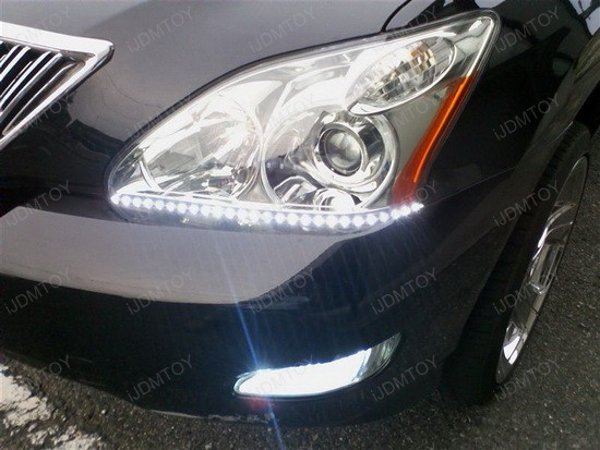 Lexus RX330 Audi R8 Style LED Strip Lights 4