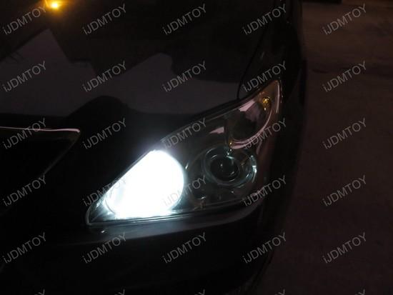 Lexus RX350 9005 CREE LED DR