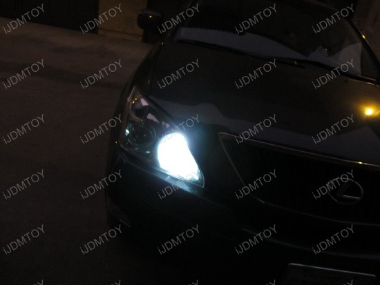 Lexus RX350 9005 CREE LED DRL 3