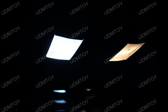 Lexus CT200h LED Interior Panel Lights 1