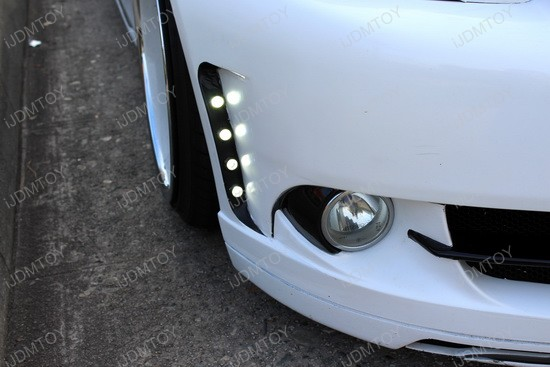 Lexus GS350 LEDayFlex LED Daytime Running Lights 1