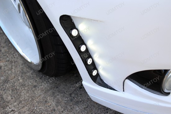 Lexus GS350 LEDayFlex LED Daytime Running Lights 2