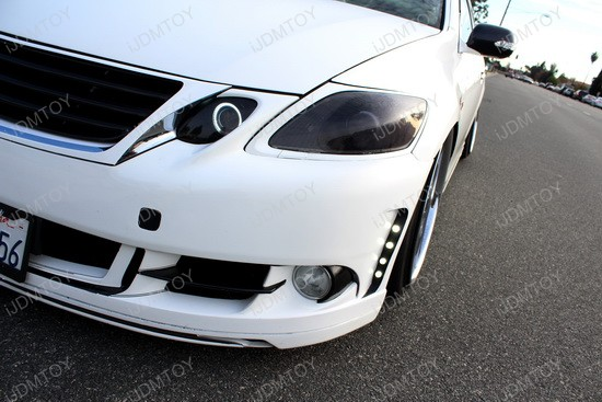 Lexus GS350 LEDayFlex LED Daytime Running Lights 4