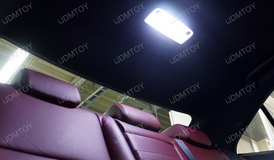 Lexus IS250 IS350 LED Interior Lights 6