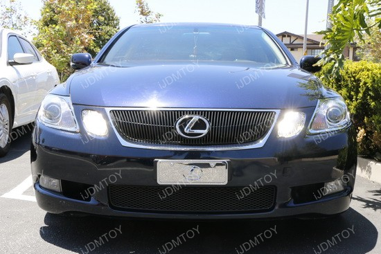 Lexus GS LED DRL 01