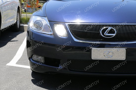 Lexus GS LED DRL 03