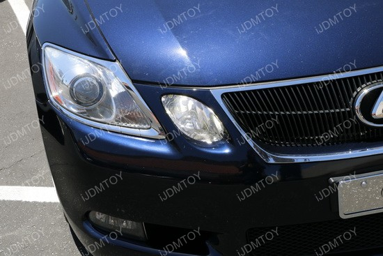 Lexus GS LED DRL 05