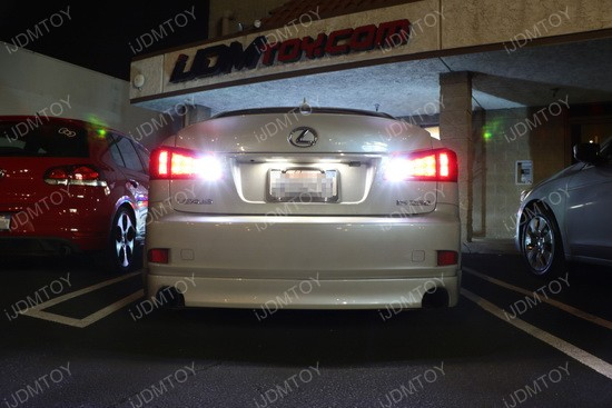 Lexus IS LED Reverse Lights 01