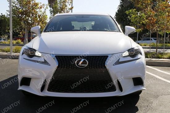 Lexus IS LED Turn Signal Lights 05