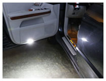 How to install LED Side Door Lights