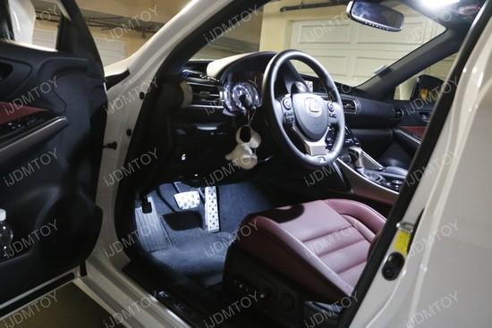 LED Interior Pkg Lexus IS 02