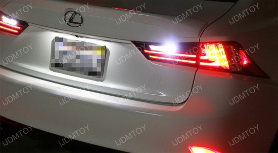 Lexus IS LED Reverse 03
