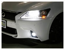 2013-2015 Lexus GS F-Sport LED Fog Light Installation Guide