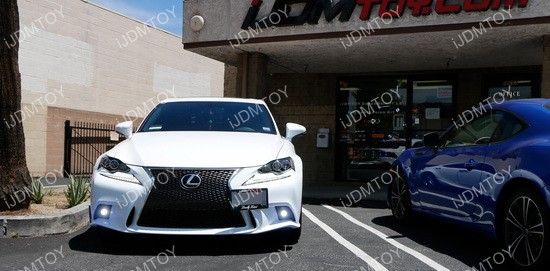 Lexus F Sport LED Fog Light 01