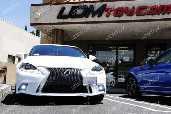 Lexus F Sport LED Fog Light 02