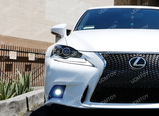 Lexus F Sport LED Fog Light 05