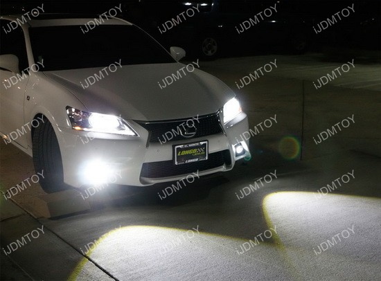 Lexus GS LED Fog Light 02